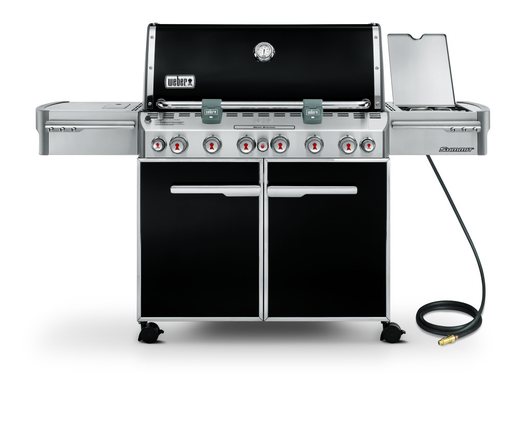 weber summit s 670 lp barbecue grill pollocks bbq. Black Bedroom Furniture Sets. Home Design Ideas