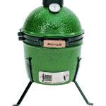 Big Green Egg Mini Pollocks BBQs Feature