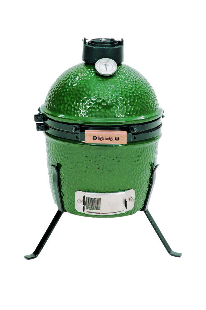 Big Green Egg Mini Sized Grill