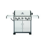 Broil King Baron 590S Grill Pollocks BBQs Feature