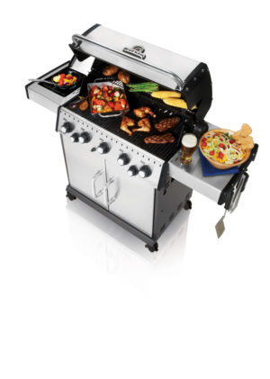 Broil King Baron 590S Grill Pollocks BBQs Gallery(2)