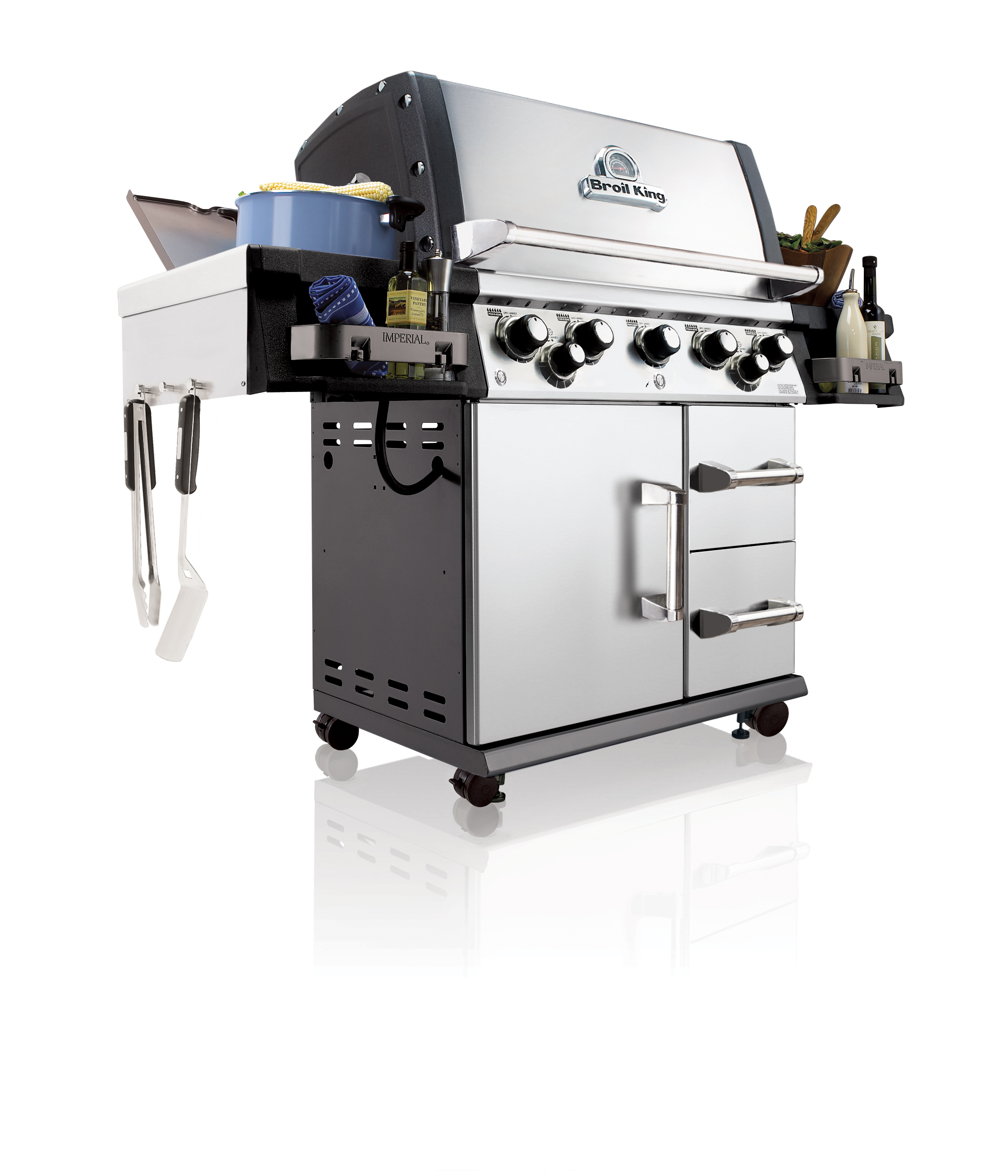 Broil King Imperial 590 Barbecue Grill