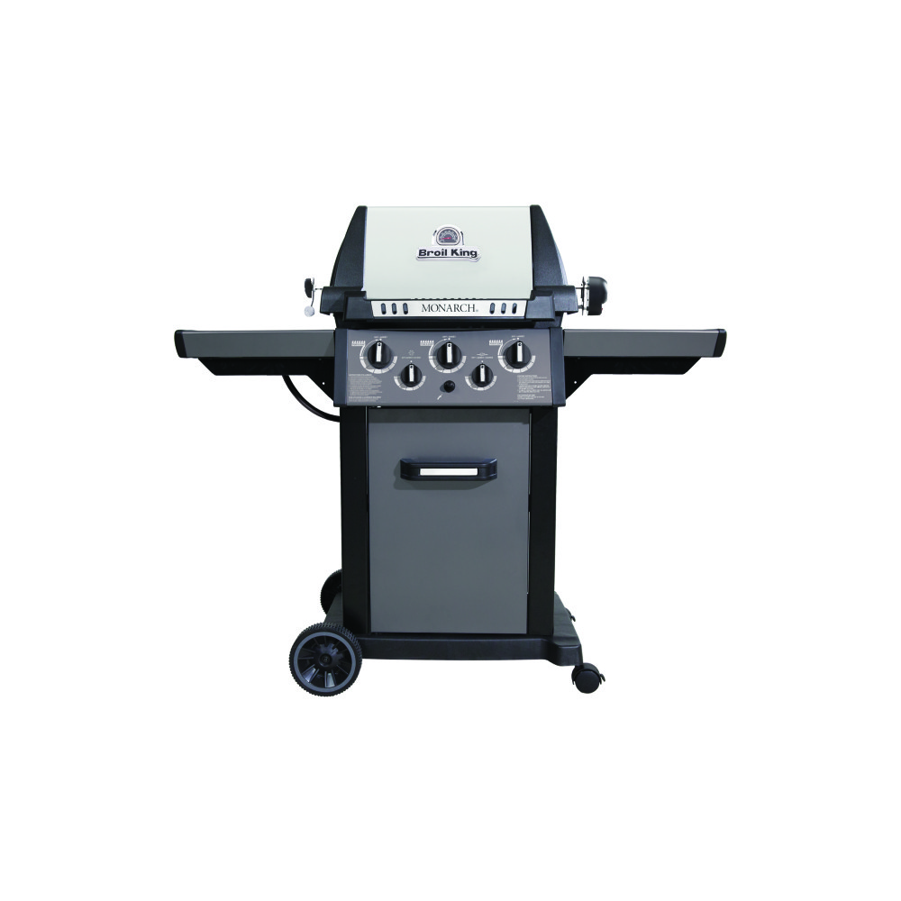Broil King Monarch 390 Grill Pollocks BBQs Feature