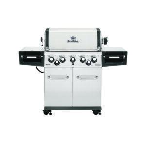Broil King Regal 590 Pro Grill Pollocks BBQs Feature
