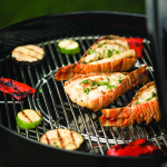 Weber Master Touch Charcoal Grill Pollocks BBQS