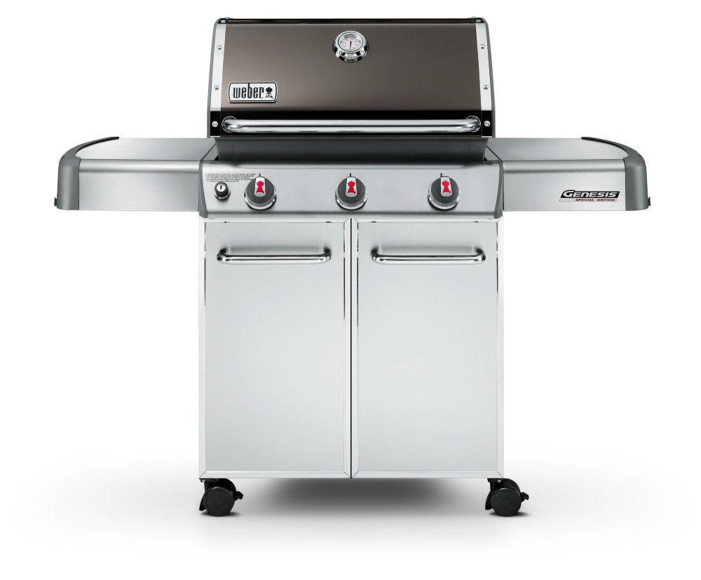 weber genesis cep 310 lp barbecue grill pollocks bbq. Black Bedroom Furniture Sets. Home Design Ideas