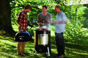 Weber Smokey Mountain Charcoal Grill Pollocks BBQS