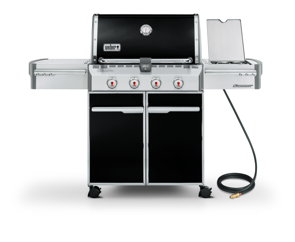 weber summit s 420 lp barbecue grill pollocks bbq. Black Bedroom Furniture Sets. Home Design Ideas