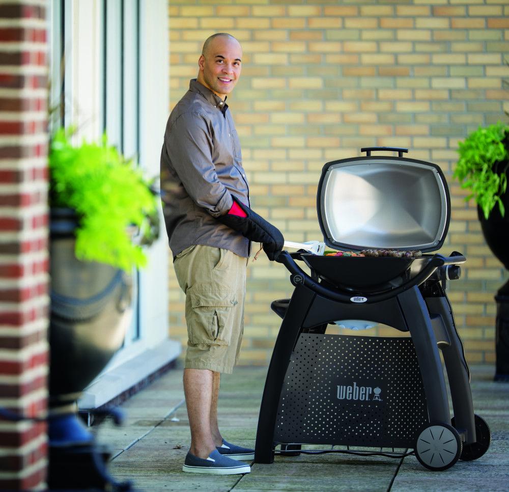 Weber Q2400 Electric Grill Pollocks Bbq