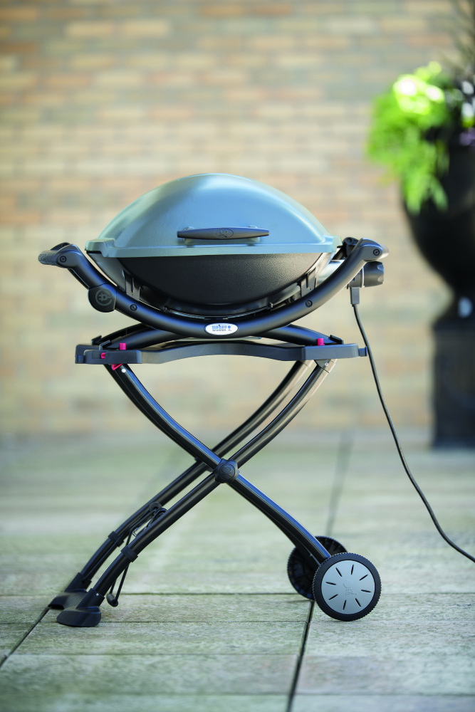 weber q2400 electric grill pollocks bbq. Black Bedroom Furniture Sets. Home Design Ideas