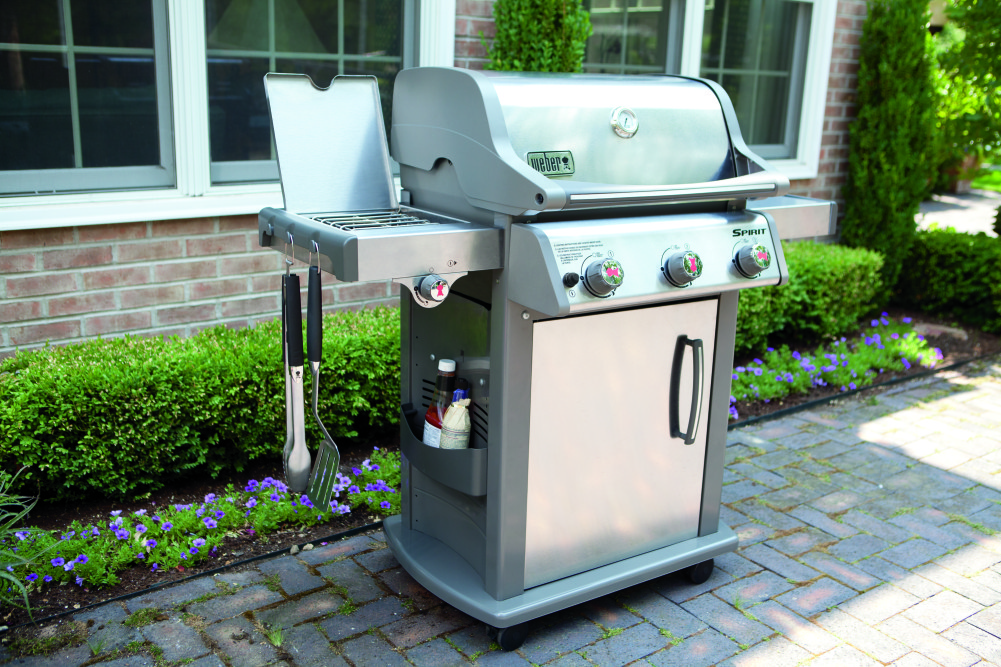 Weber Spirit SP 320 NG Barbecue Grill