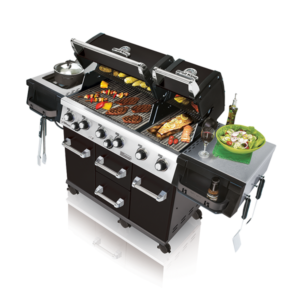 Broil King XLLP Black Barbecue