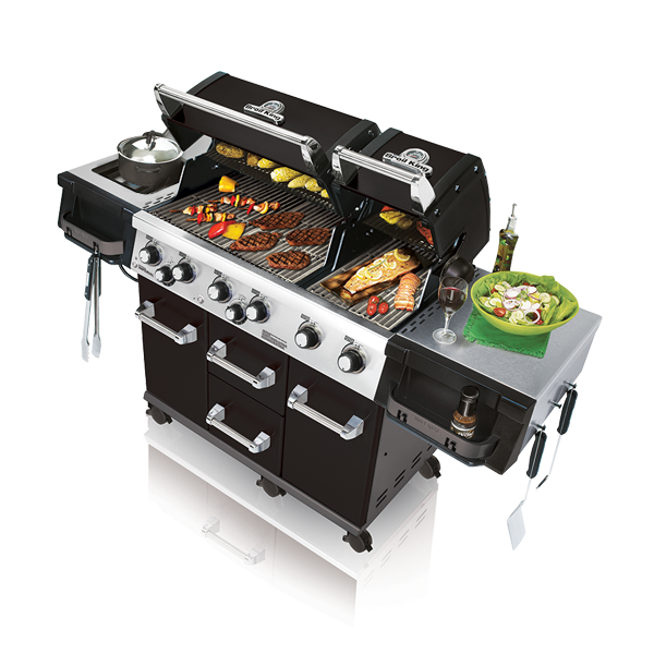 Broil King Imperial XL Black Barbecue