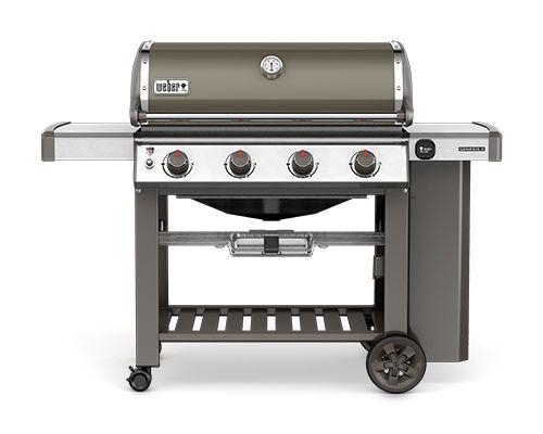 Weber Genesis II E-410 Smoke