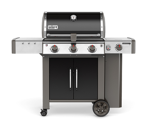 Weber 2017 Black Genesis II LX E-340 LP Product 3 Burner