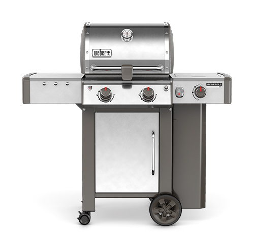 60004001B Weber 2017 Genesis II LX S-240 2 Burner Stainless Steel LP Product