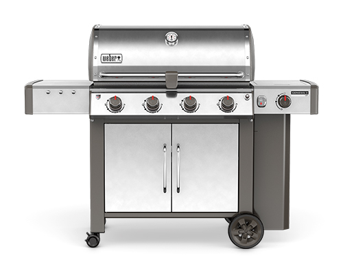 62004001B Weber 2017 Genesis II LX S-440 4 Burner LP Product Stainless Steel