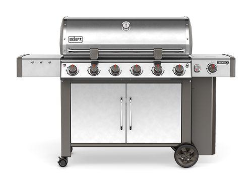 Weber Genesis II LXS-640