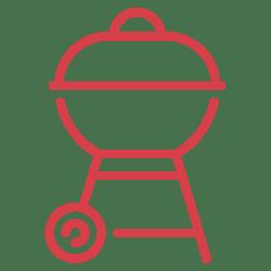 CHARCOAL BBQs