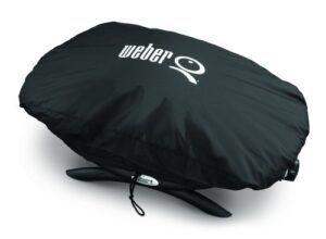 Weber Q 100/1000 Bonnet Cover Black
