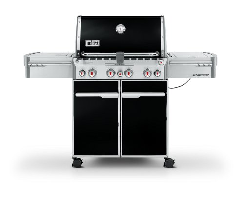 Weber Summit E470 Gas Grill
