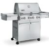 Weber Summit S470 Gas Grill