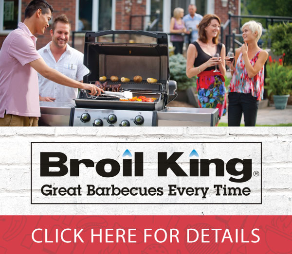 Broil King Gas