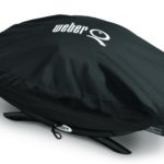 Weber Q 2000 Bonnet Cover Black