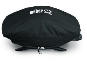 Weber Q 2000 Bonnet Cover Black