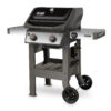 Pollocks Barbecues Weber Spirit E-210 Black - Left Facing