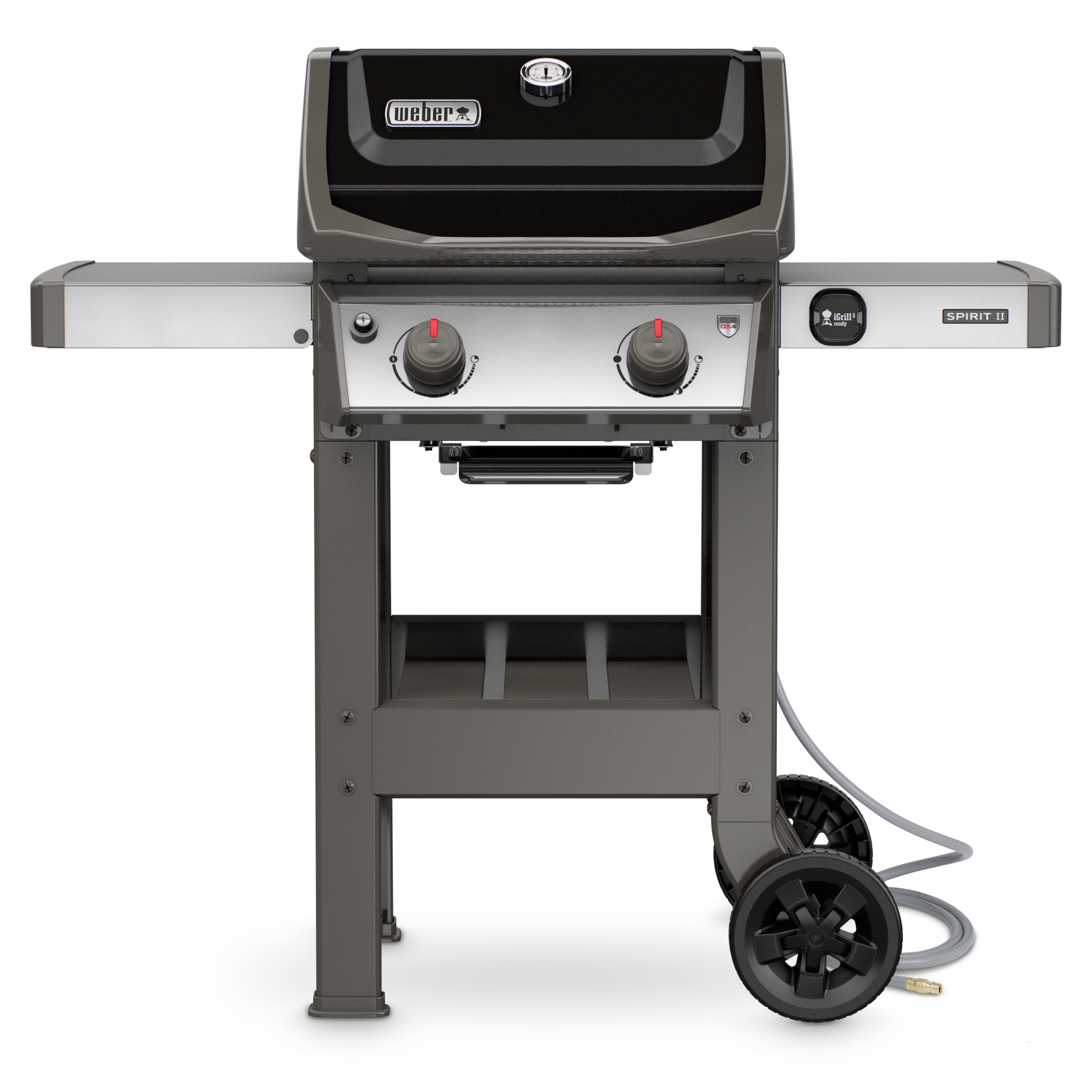 Weber Spirit E-210 Gas Grill Black