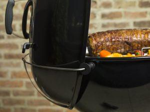 "Weber Original Kettle Premium 26"" Charcoal Grill"