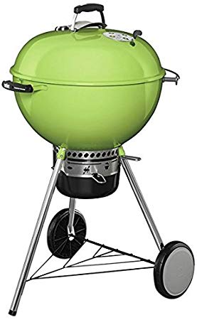 Weber Master Touch Spring Green