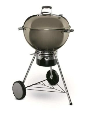 Weber Master Touch Smoke