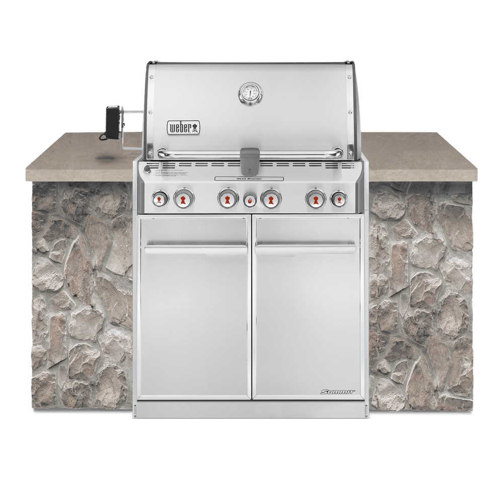 Summit S-460 Built-In Gas Grill