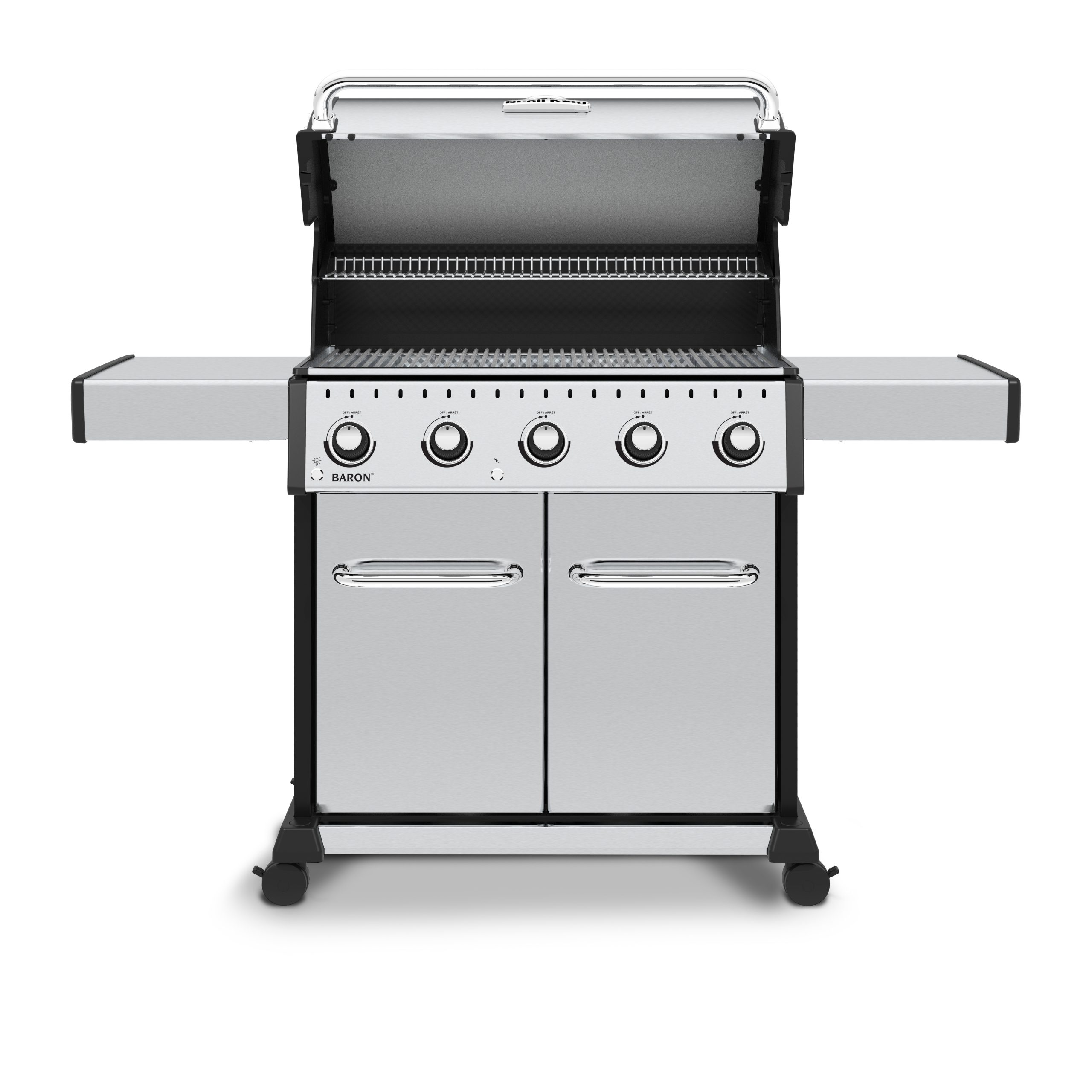 Broil King Baron S 520 Pro Front Facing