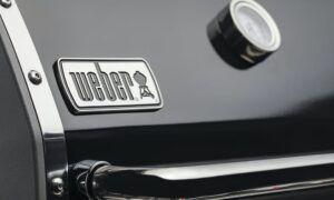 Weber Genesis II E-310 Enamel Black Lid