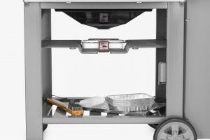 Weber Genesis II E-310 Storage Open Cart