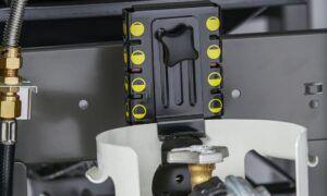 Weber Genesis II E-310 Fuel Guage